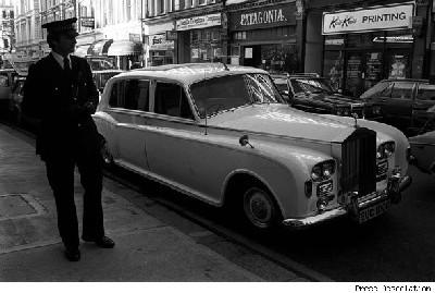 John Lennon's Roll-Royce