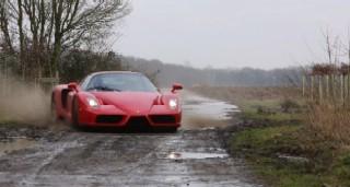 Ferrari Enzo WRC