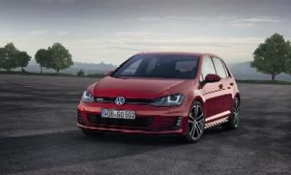 New Volkswagen Golf GTD