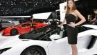 2013 Geneva Motor Show Girls