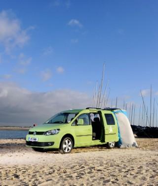2013 Volkswagen Caddy Maxi Camper