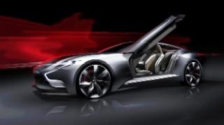 Hyundai HND-9 concept rendering 2